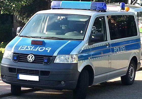 polizei fahrzeug/ symbolbild