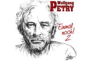 Wolfgang Petry COVER Einmal noch 2