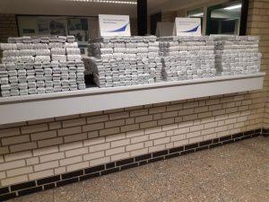 Rund 99.000 rezeptpflichtige Schmerztabletten in BadBentheim beschlagnahmt!