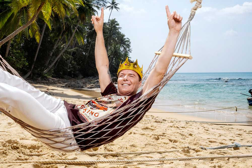 Prinz Marcus sorgt für Eklat bei Promis unter Palmen