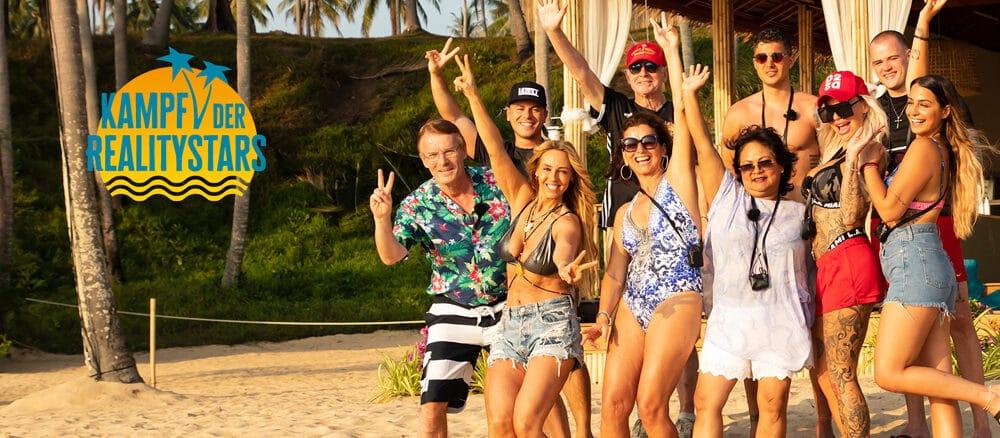 Kampf der Realitystars – Schiffbruch am Traumstrand geht in die zweite Staffel