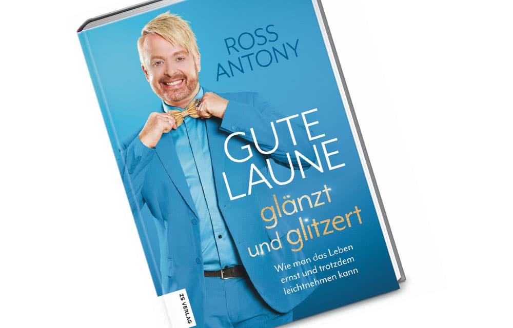 """""""Gute Laune glänzt und glitzert"""" – Ross Antony im Interview"""