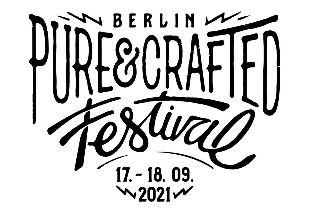 Gewinnt 1 x 2 Karten für das Pure&Crafted 2021 Festival in Berlin!